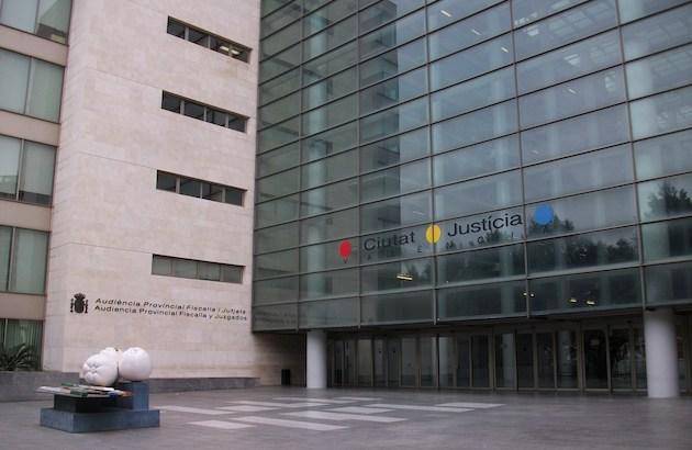 Ciudad de la Justicia de Valencia. / joanbanjo, Wikipedia (CC3.0),