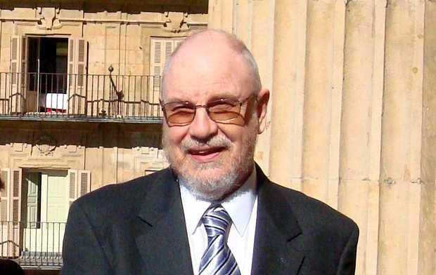 Pablo Wickham, en Salamanca en 2013. / Jacqueline Alencar, archivo PD,