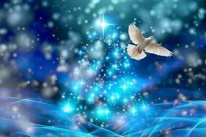 Si no fuera por la obra del Espíritu Santo, el milagro de la encarnación hubiera sido imposible.