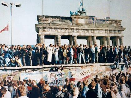 En noviembre de este 2019 se han cumplido 30 años de la caída del Muro de Berlín. / Lear 21, Wikimedia Commons