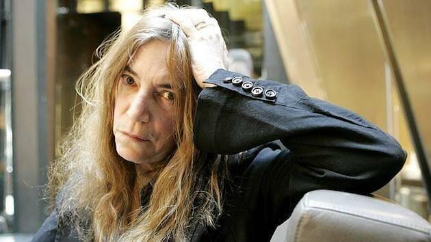 Patti Smith tiene una extraña fascinación por Jesús.