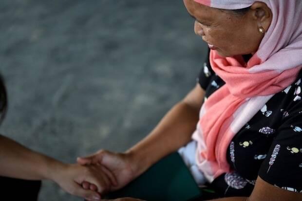 Dentro de los cristianos, las mujeres sufren especialmente la persecución. / Puertas Abiertas