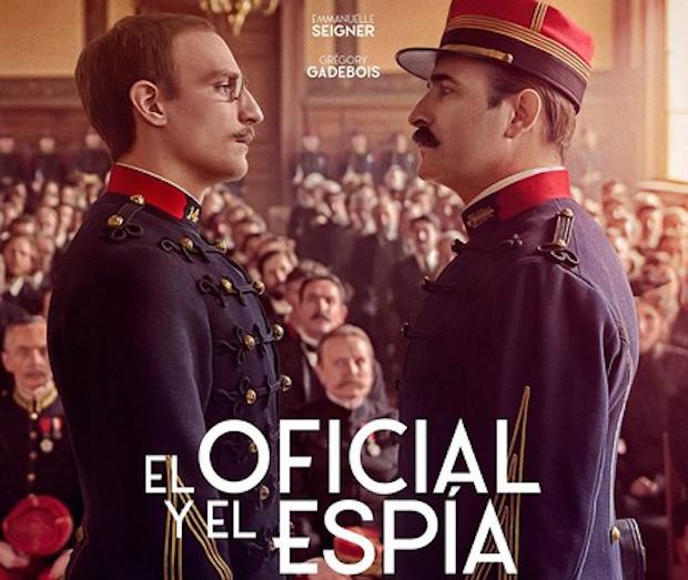 La película tiene el nombre original en francés de Yo acuso, el título del artículo que el escritor Zola hizo para defender la inocencia de Dreyfus.