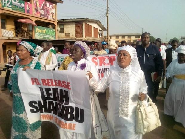 5 millones de personas se manifiestan en Nigeria contra la persecución de los cristianos