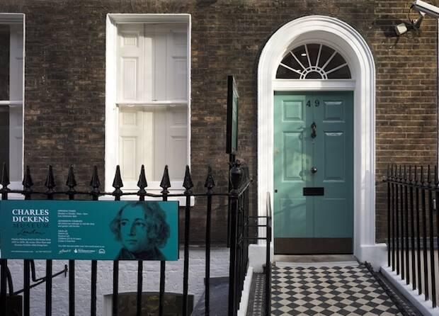 Su casa se puede visitar en Londres.
