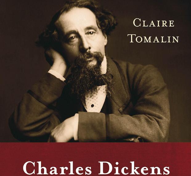 Portada de la biografía publicada por Claire Tomalin.