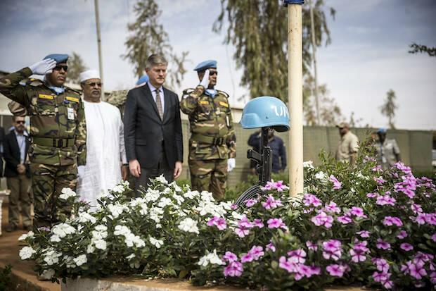 El yihadismo puja por África