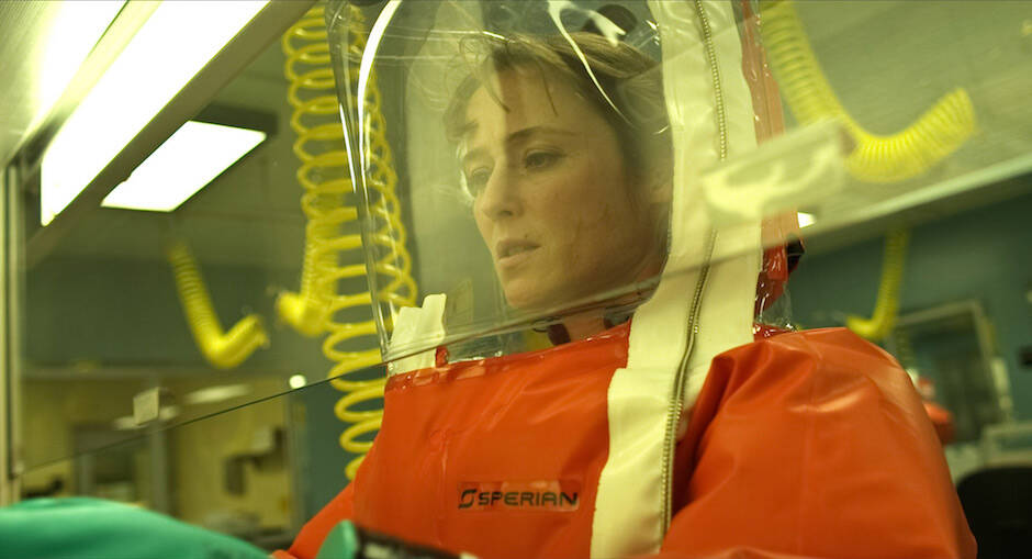 La película Contagio da una lúcida visión en 2011 de este orgulloso mundo global en toda su fragilidad.