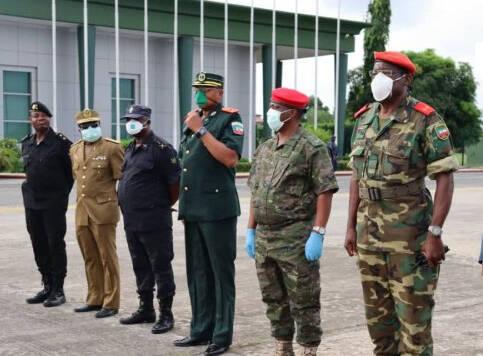 El gobierno ecuatoguineano ha incrementado las medidas de seguridad sanitaria.  /Autor: guineaecuatorialpress.com