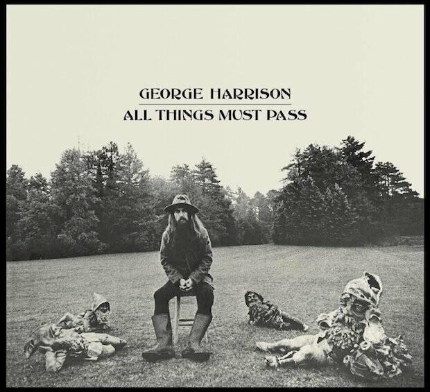 Hace medio siglo de la aparición del primer disco en solitario de uno de los Beatles, el mismo año de su separación, Todo pasará de George Harrison.