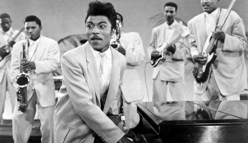Como todos los pioneros del rock, Little Richard no concebía que se pudiera hacer rock, siendo cristiano.