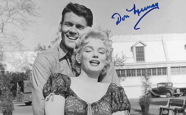 El director Don Murray tenía un Oscar por la película que hizo en 1956 con Marilyn Monroe, Bus Stop.