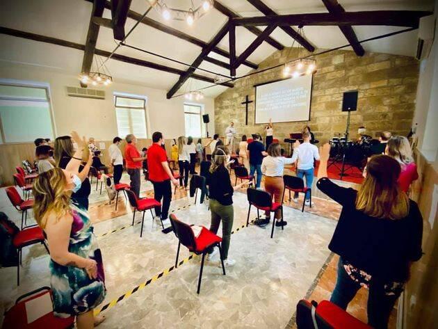 """Las iglesias evangélicas italianas reabren """"con gratitud a Dios y el deseo de volver a la normalidad"""""""