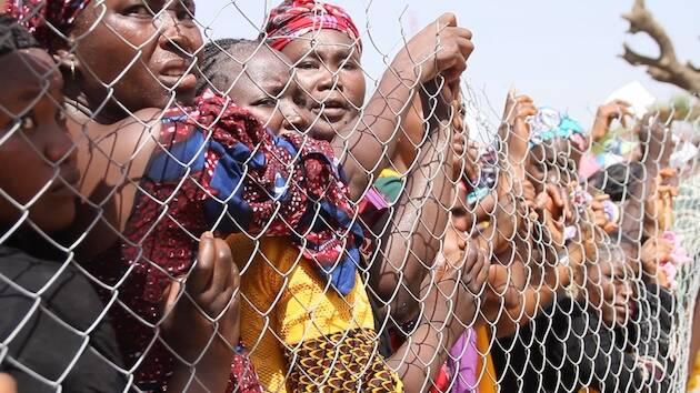 Justicia social en contextos de persecución