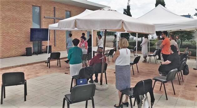 Se reanudan los cultos en muchas iglesias evangélicas en Europa