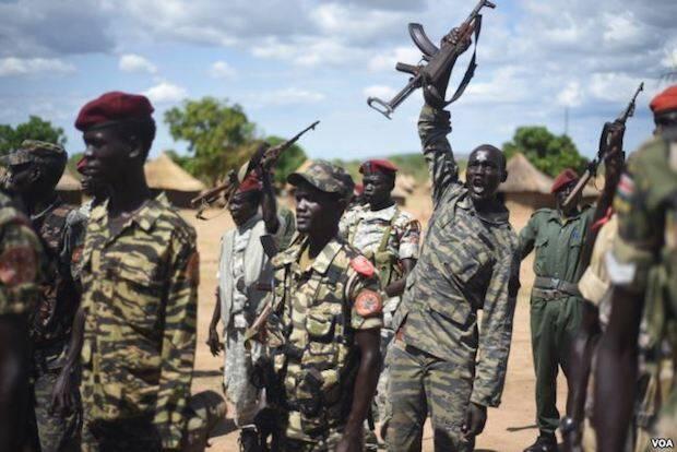 """Los cristianos de Sudán del Sur denuncian """"la violencia sexual vinculada al conflicto"""" en el país"""