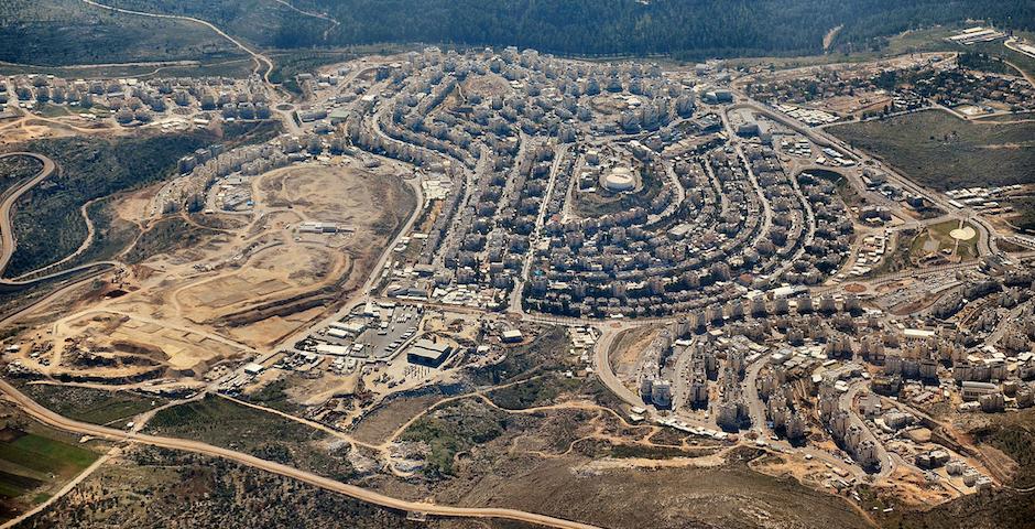 El asentamiento israelí de Modi'in Illit, en el Área de Judea y Samaria. / Divarraz, Wikimedia Commons,