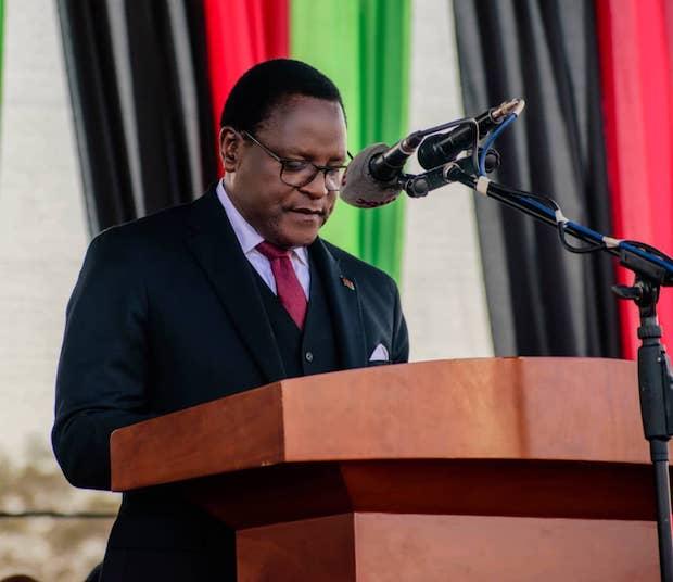 """""""La fe del presidente desafiará los estilos de liderazgo"""", dicen cristianos en Malaui"""