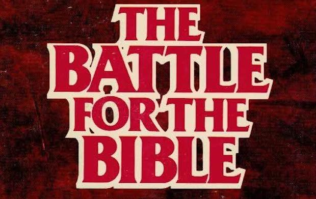 El libro de Harold Lindsell dio nombre en 1976 a la batalla por la Biblia, que hace de la inerrancia el criterio para ser o no evangélico.