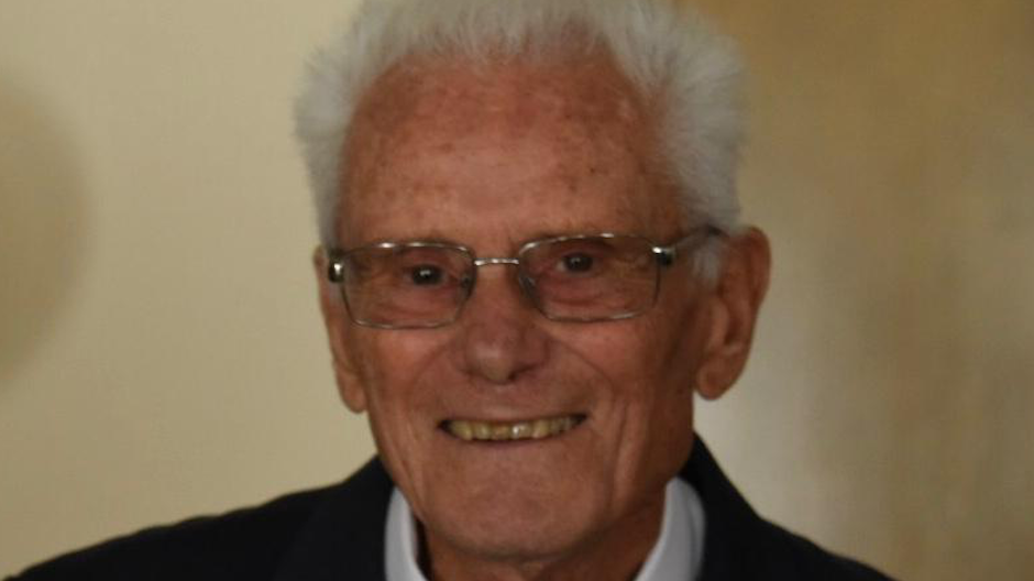 Alberto Araujo partió con el Señor la madrugada del 14 de septiembre.,