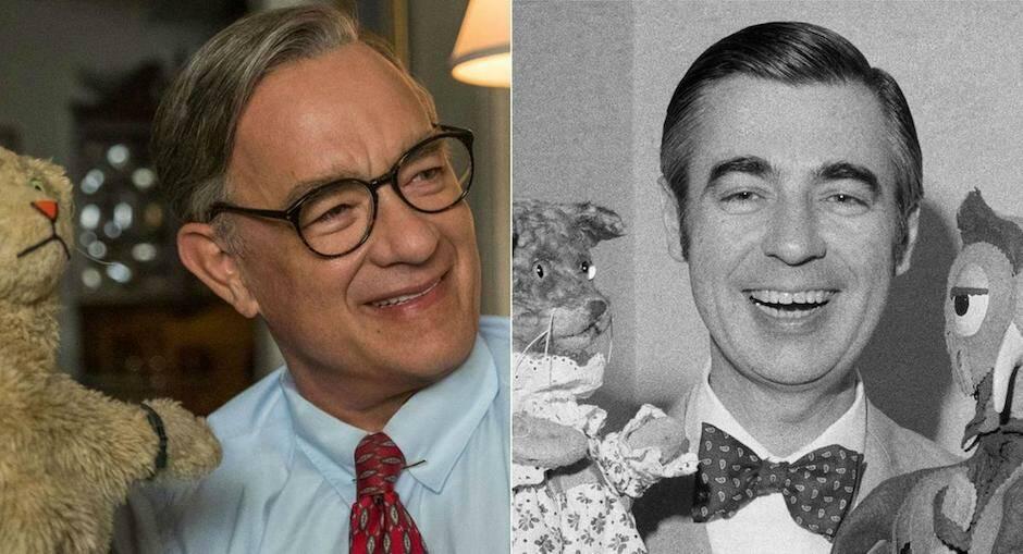Fred Rogers (1928-2003) era un ministro presbiteriano que hizo programas infantiles de marionetas en la televisión desde los años 50.