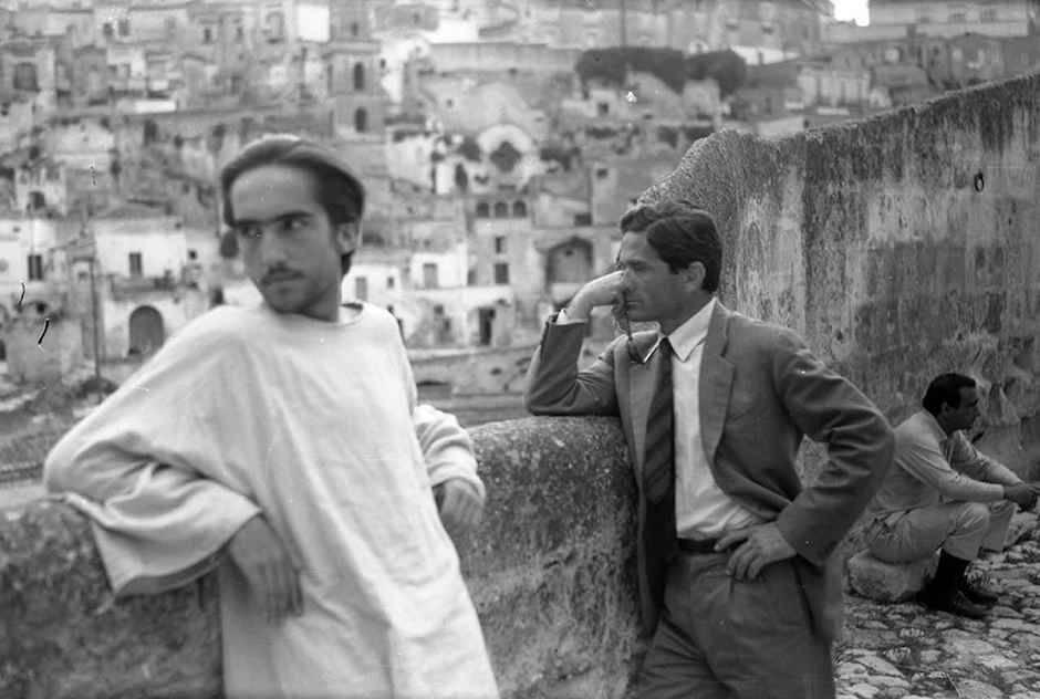 Ha muerto en septiembre el joven español que encarnó a Jesús en la película, Enrique Irazoqui.