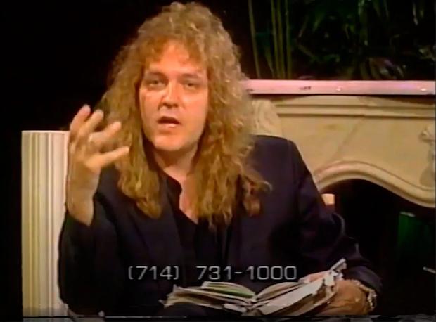 Jeff hace un programa en la cadena más conocida de tele-evangelistas, la TBN de Paul Crouch.