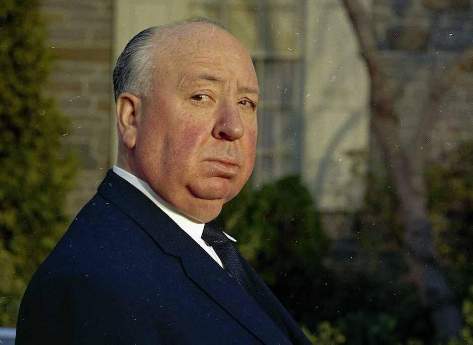 Hitchcock (1899-1980) es el primer director estrella de la Historia del cine.