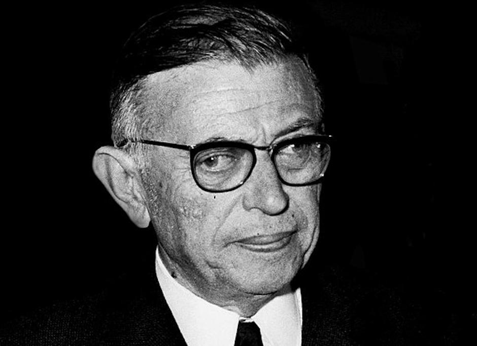 Se cumplen 40 años de la muerte del filósofo existencialista francés Jean Paul Sartre.