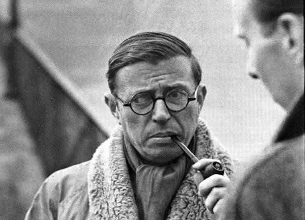 Sartre fue reconocido con el Nobel de Literatura en 1964, que rechazó.
