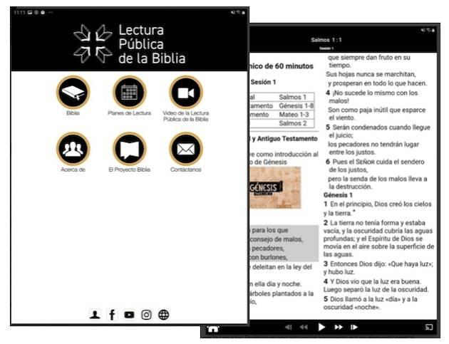 Presentan audio Biblia dramatizada, ya disponible en descarga gratuita