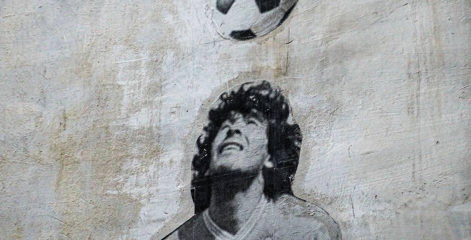 Mural en Nápoles, Italia. / Jack Hunter, Unsplash,