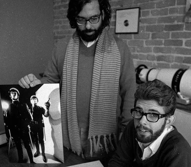 El autor del libro sobre la generación que cambió Hollywood cree que Francis fue el mejor amigo que jamás tendría el tímido Lucas.