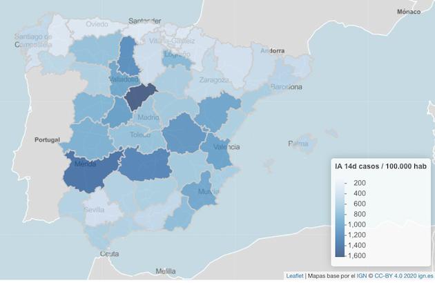 """Médicos evangélicos ante la tercera ola en España: """"Dependemos los unos de los otros"""""""