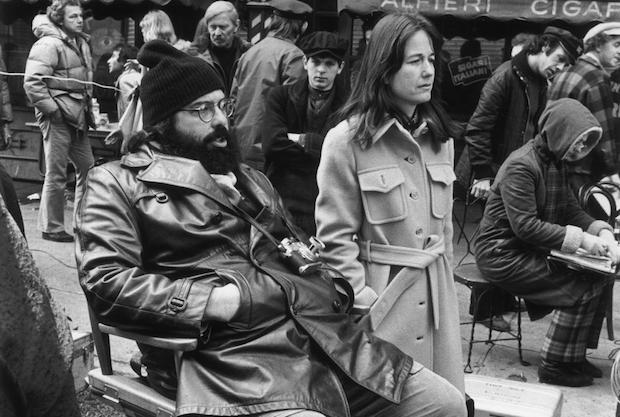 En el rodaje de 'El Padrino', Eleanor Coppola estuvo llorando a mares porque Francis tenía una relación con su secretaria, Melissa Mathison, la guionista de 'E.T.' y futura esposa de Harrison Ford.