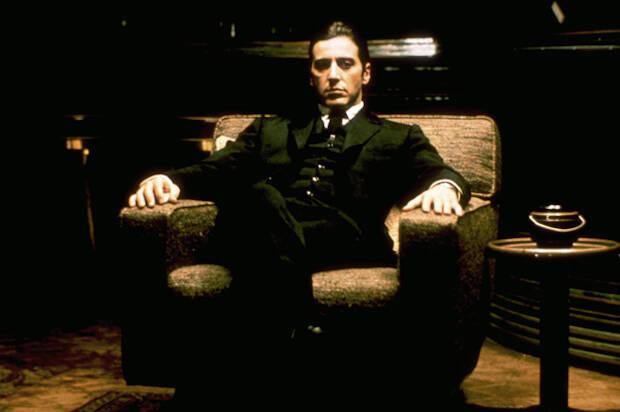 Michael Corleone termina solo, sin motivo por el que vivir, ese es su castigo, dice el director.
