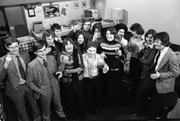 Apted hizo la serie documental 'Up' cada siete años con catorce ingleses desde que tenían 7 años de edad en 1964.