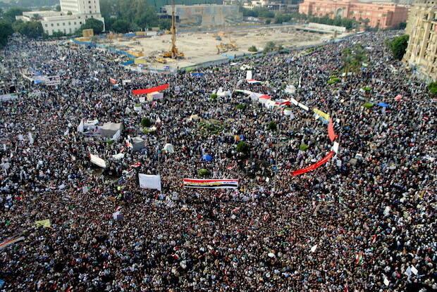 Diez años después, la primavera se ha convertido en invierno para el mundo árabe