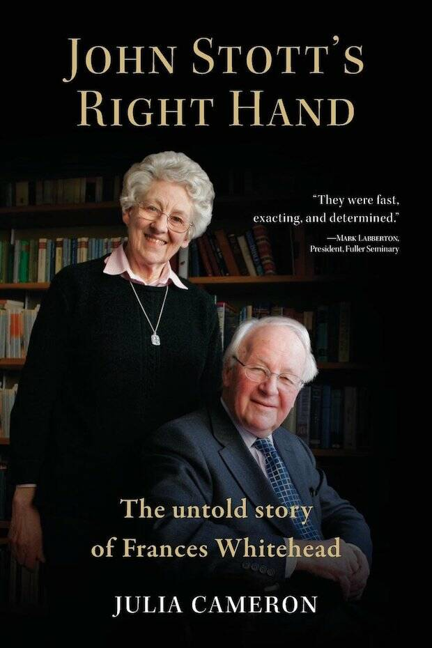 Frances Whitehead tiene tanta importancia en la vida de Stott, que no se puede hablar de él, sin pensar en ella, como demuestra su reciente biografía.