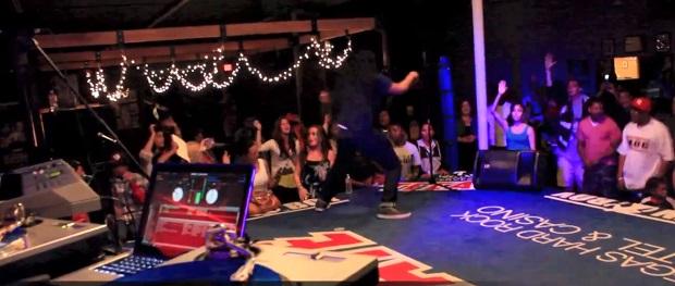 <p> Tiempo de alabanza en The Body (San Diego), donde el hip hop lleva el pulso. /Youtube</p> ,