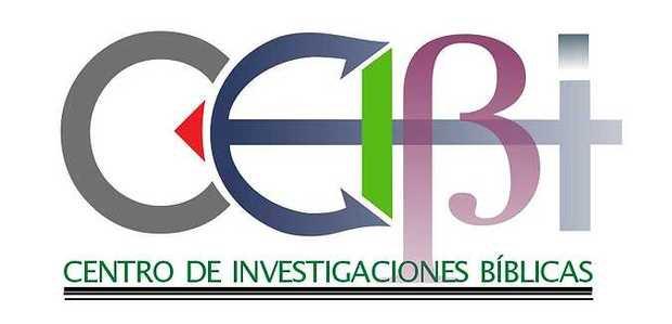 <p> Logo del Centro de Investigaciones B&iacute;blica (CEIBI).</p> ,