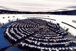 <p> Parlamento Europeo de Estrasburgo.</p> ,