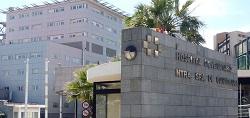 <p> Hospital de La Candelaria, en Tenerife. / Diario de Avisos</p> ,