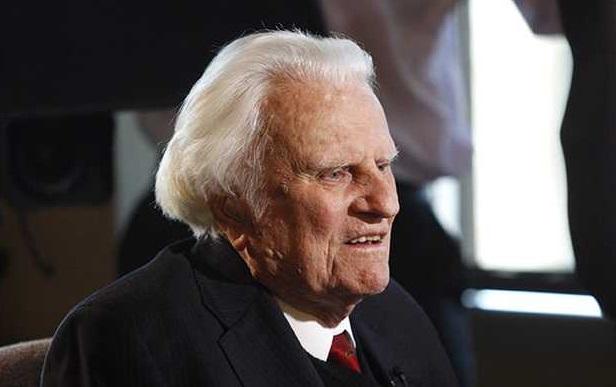<p> Billy Graham, a sus 95 a&ntilde;os. / AP Photo, Neil Redmond</p> ,