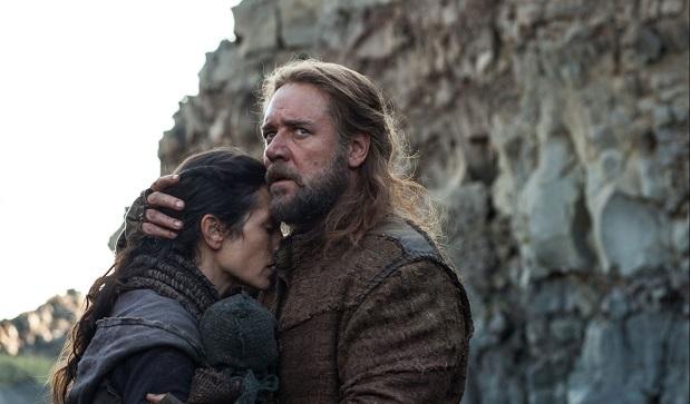 <p> Russell Crowe interpreta el papel de No&eacute; en la &uacute;ltima producci&oacute;n de Darren Aronofsky.</p> ,