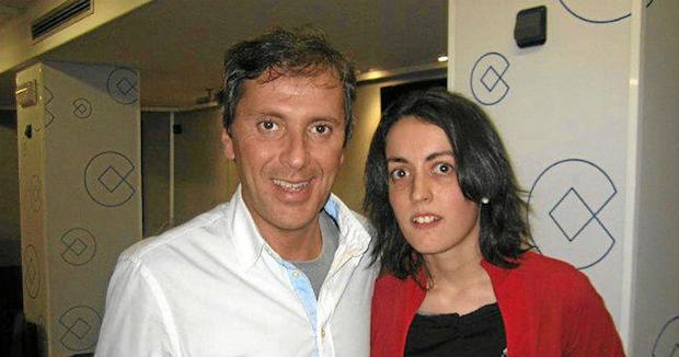 <p> Lorena sol&iacute;a asistir a las retransmisiones de radio de Paco Gonz&aacute;lez.</p> ,