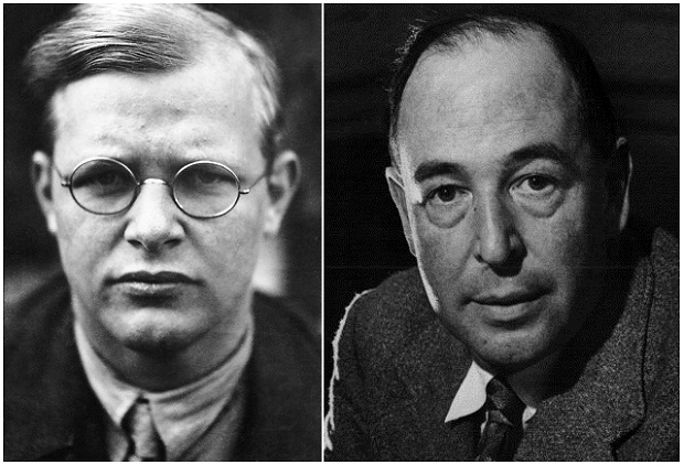 <p> Dietrich Bonhoeffer y C.S. Lewis.</p> ,
