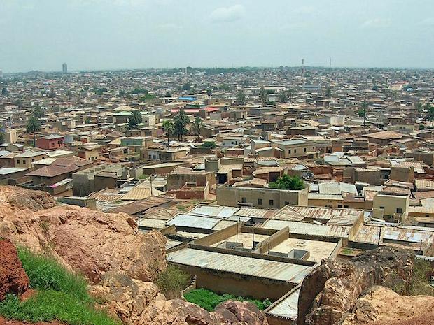 <p> La ciudad de Kano, en Nigeria. / Wikipedia</p> ,