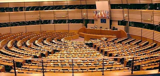 <p> Parlamento Europeo.</p> ,