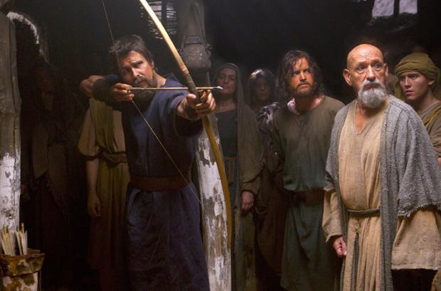 <p> Imagen de una escena de &quot;&Eacute;xodo: Dios y Reyes&quot;. / 20th Century Fox.</p> ,